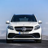 2015 Mercedes-Benz GLE 63 AMG - Frontal
