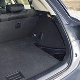 Prueba - Lexus CT200h: Detalle huecos del maletero