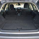 Prueba - Lexus CT200h: Asientos plegados