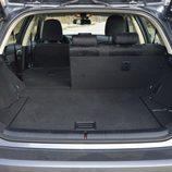 Prueba - Lexus CT200h: Asiento 1/3 abatido