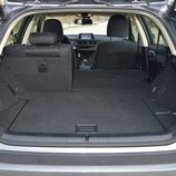Prueba - Lexus CT200h: Asiento 2/3 abatido