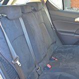 Prueba - Lexus CT200h: Asientos traseros