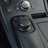 Prueba - Lexus CT200h: Control sistema media