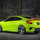 Honda Civic Concept NY 2015 - rear