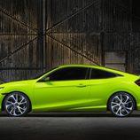 Honda Civic Concept NY 2015 - side