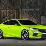Honda Civic Concept NY 2015 - concept