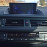 Prueba - Lexus CT200h: Aireadores centrales