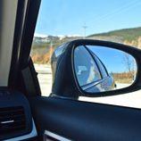 Prueba - Lexus CT200h: Retrovisor exterior, visibilidad