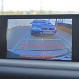 Prueba - Lexus CT200h: Cámara de visión trasera