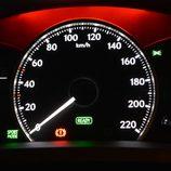 Prueba - Lexus CT200h: Iluminación modo