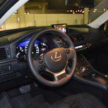 Prueba - Lexus CT200h: Detalle mandos conductor