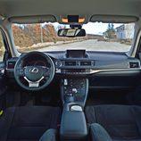 Prueba - Lexus CT200h: Tablero de abordo