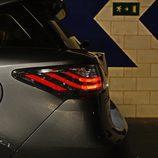Prueba - Lexus CT200h: Detalles de iluminación trasera