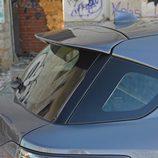 Prueba - Lexus CT200h: Lunas traseras