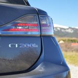 Prueba - Lexus CT200h: Anagrama CT200h