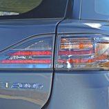 Prueba - Lexus CT200h: Piloto trasero