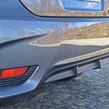 Prueba - Lexus CT200h: Detalle paragolpes trasero
