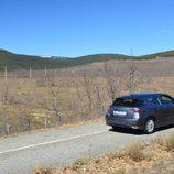 Prueba - Lexus CT200h: Trasera en movimiento