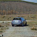 Prueba - Lexus CT200h: Descubre su trasera