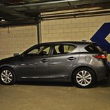 Prueba - Lexus CT200h: Lateral en el parking