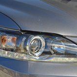 Prueba - Lexus CT200h: Faro