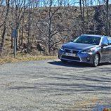 Prueba - Lexus CT200h: En movimiento