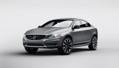 2015 Volvo S60 Cross Country - Frontal