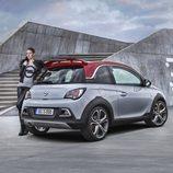 2016 Opel Adam Rocks S - 3/4 trasera derecha