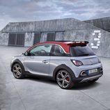 2016 Opel Adam Rocks S - 3/4 trasera izquierda