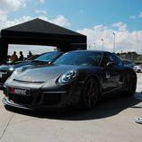 991 GT3 por Akrapovic