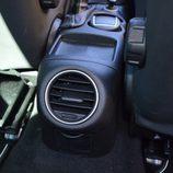 Prueba - Alfa Romeo Giulietta: Aireador trasero