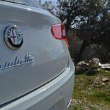 Prueba - Alfa Romeo Giulietta: Anagrama Giulietta