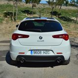 Prueba - Alfa Romeo Giulietta: Trasera