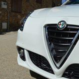 Prueba - Alfa Romeo Giulietta: Detalle calandra