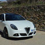 Prueba - Alfa Romeo Giulietta: Frontal 3/4