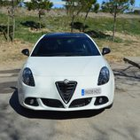 Prueba - Alfa Romeo Giulietta: Frontal