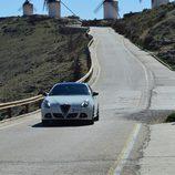 Prueba - Alfa Romeo Giulietta: Frontal en movimiento
