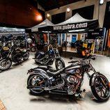 LPA Motown - stand Harley Davidson