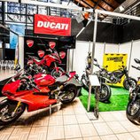LPA Motown - stand Ducati