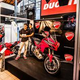 LPA Motown - stand Ducati Multistrada 1200