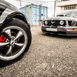 Dream Cars - detalle Ford Mustang