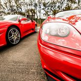 Dream Cars - Detalle Ferrari 550