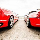 Dream Cars - Trasera Ferrari V8