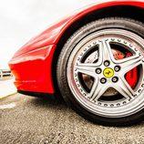 Dream Cars - Detalle Ferrari 550 llantas