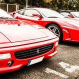 Dream Cars - Detalle Ferrari línea