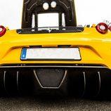 Dream Cars - Detalle Ferrari F430 rear