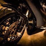 Ducati 749 - Primer plano rueda delantera