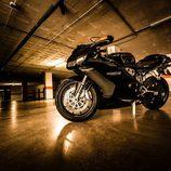 Ducati 749 - Side