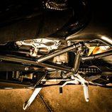 Ducati 749 - detalle cambio