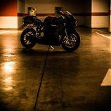 Ducati 749 - perspectiva